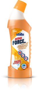 Action Force Dynamic - Toilet Liquid Cleaner