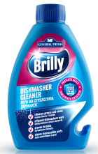 Dishwasher cleaner Brilly