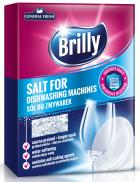 Salt for dishwashing machines - Brilly