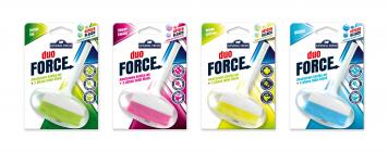 Duo Force - 2-phase toilet block - 40g - Force