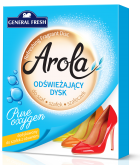 Refreshing fragrant disc - Arola