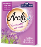 Rubbish bin odour neutralizer - Arola