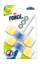 Tri-Force - Toilet block - 2x45g - Force