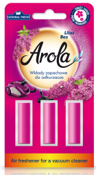 Air freshener for a vacuum cleaner - Arola